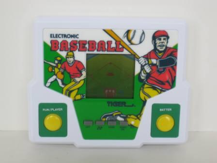 Electronic Baseball (1988) - Handheld Game